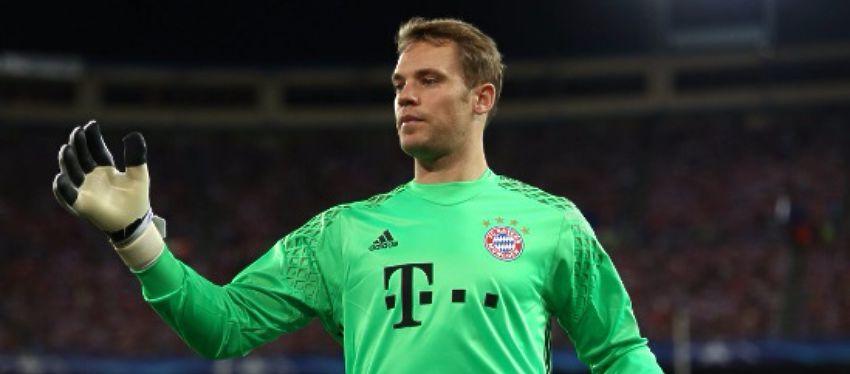 Manuel Neuer espera que la historia sea bien distinta en el Allianz Arena. Foto: FC Bayern.