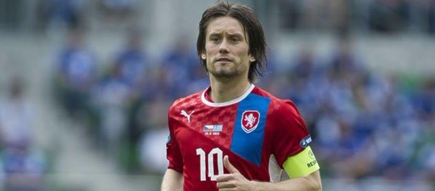 El capitán de la República Checa disputará en Francia su cuarta Eurocopa. Foto: El partido de las 12.