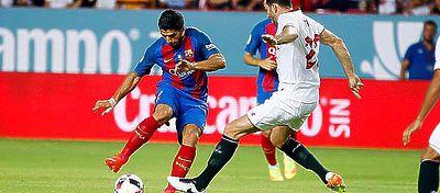 Jugada del partido | Foto: @FCBarcelona_es
