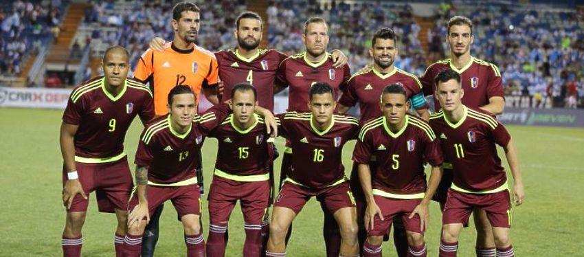 Selección de Venezuela | Foto: @Lavinotinto