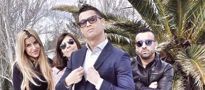 Descubre quién lleva las redes sociales de Cristiano Ronaldo