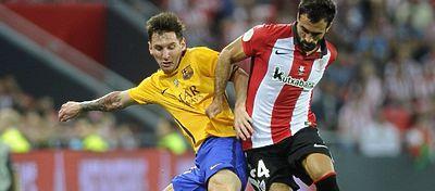 Barcelona y Athletic jugarán hoy en San Mamés un encuentro que deja siempre mucho fútbol. Foto: Twitter.