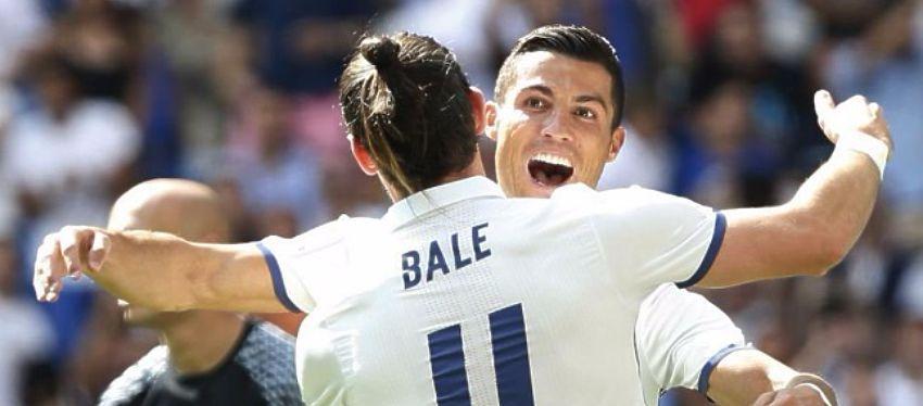 Tras una jornada de descanso, Bale y Ronaldo podrían volver al once titular. Foto: @marca.