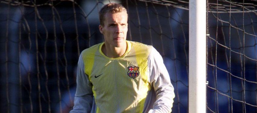 Enke, durante su etapa en el FC Barcelona. Foto: Twitter.