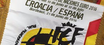 España y Croacia cerrarán en Burdeos la última jornada del Grupo D de la Eurocopa. Foto: Instagram.