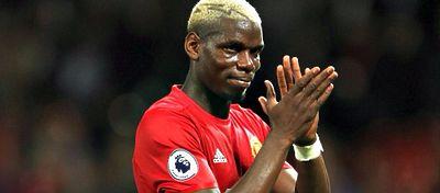 Las estadísticas de Pogba no engañan y el franco-guineano ya ha sido señalado. Foto: Twitter.