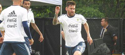 Desde Argentina aseguran que Messi ya tiene su mirada puesta en el Mundial de Rusia 2018. Foto: Instagram.