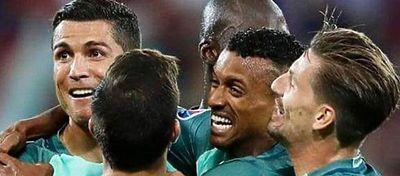 Portugal celebra un gol | Foto: @selecaoportugal