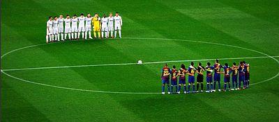 Madrid y Barça saldrán con casi todo al Camp Nou. Foto: Twitter.