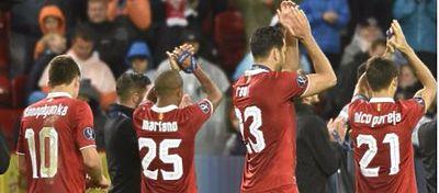 Sevilla FC @ Foto: @SevillaFC