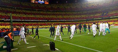 El Madrid, dispuesto a asaltar el Camp Nou por segunda vez consecutiva. Foto: Twitter.