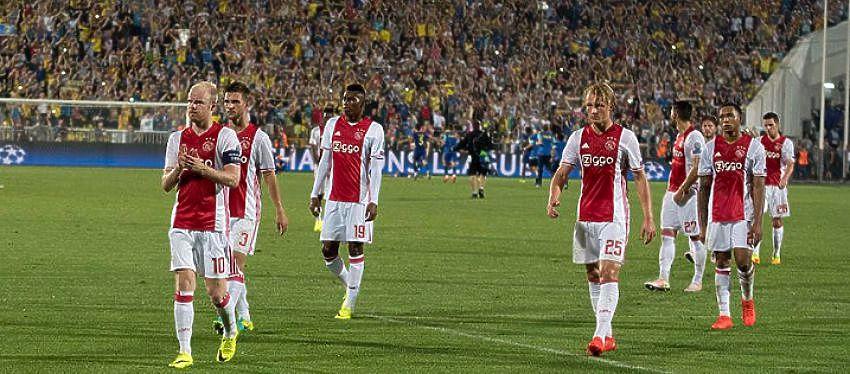 Jugadores del Ajax de Amsterdam |Foto: @AFCAjax