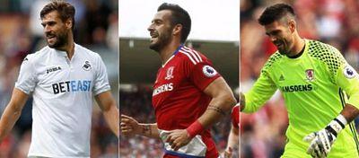 Llorente, Negredo y Víctor Valdés son algunos de los españoles que debutan o que repiten en la Premier. Foto: futbol_europa.