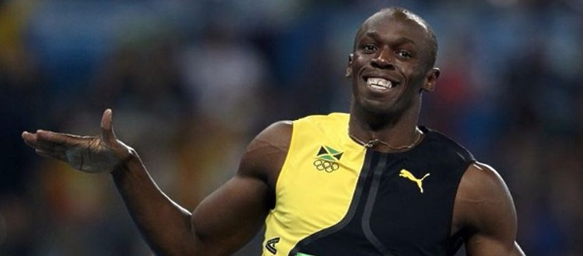 Cinco futbolistas que podrían plantar cara a Bolt