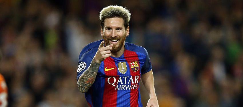 Lionel Messi | Foto: @FCBarcelona_es