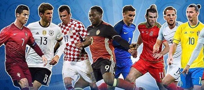 24 equipos optan a levantar la Eurocopa y acabar con la hegemonía de España. Foto: @uefaeuro.