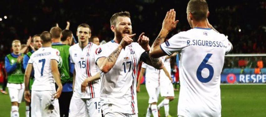 La selección de Islandia es uno de los equipos que más dificultad entraña a la hora de narrar en directo. Foto: Instagram.
