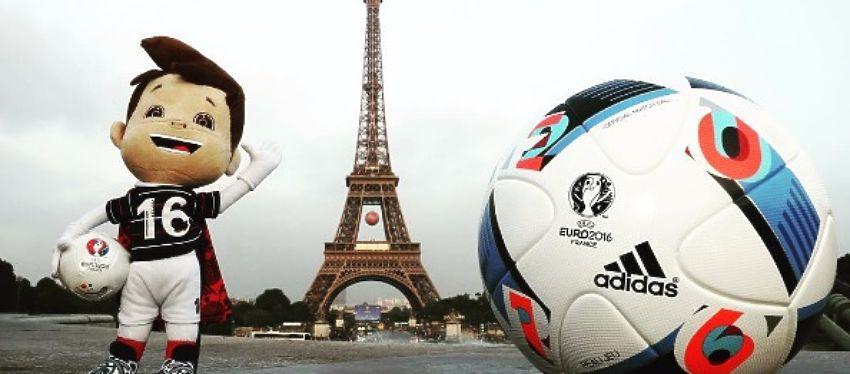 Francia acogerá la Eurocopa por tercera vez en su historia (1960, 1984 y 2016). Foto: @uefaeuro.