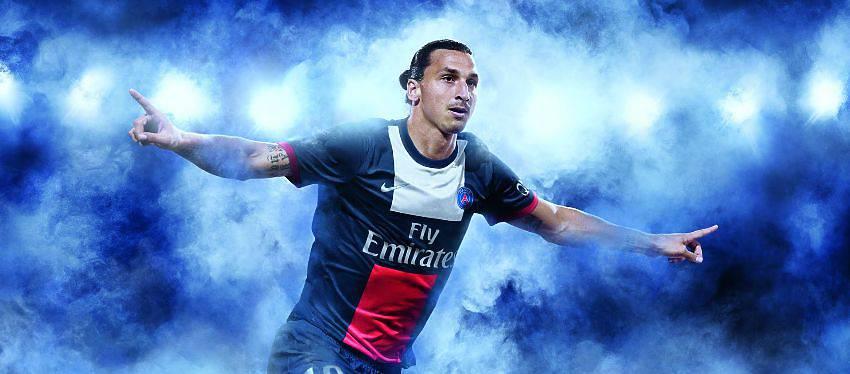 Zlatan Ibrahimovic | Foto: youtube