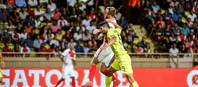 Jugada del partido | Foto: @AS_Monaco
