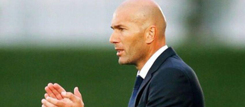 Zidane: 'Llegamos bien al clásico en todos los sentidos'