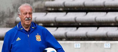 Vicente del Bosque está cansado de las últimas polémicas surgidas en torno a la selección española. Foto: Antena3.