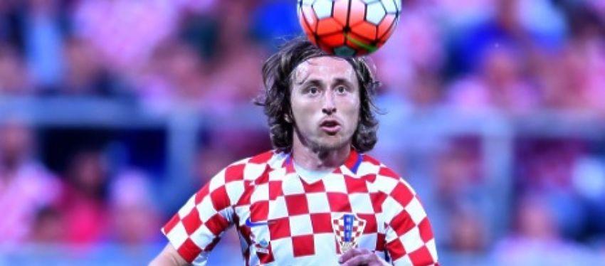 Luka Modric fue el líder de Croacia y su golazo valió los tres primeros puntos para la selección vatreni. Foto: Instagram.