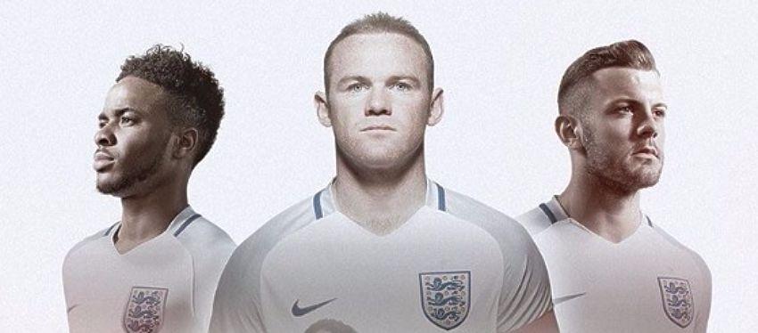 Rooney volverá a ser el gran capitán de un equipo que quiere cambiar su historia en la Eurocopa. Foto: @england.