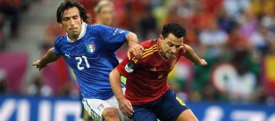 Diez curiosidades del Italia-España