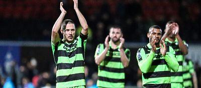 El Forest Green Rovers, uno de los equipos más 'limpios' del mundo. Foto: Twitter.