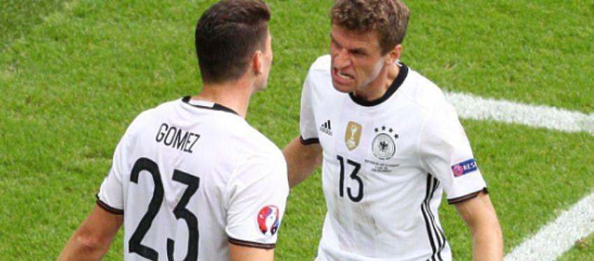 Gol de Alemania |Foto: @DFB_Team