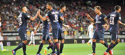 Psg vence 4-1 al Olympique de Lyon |Foto: @PSG_inside