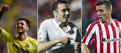 Los españoles, favoritos en la tercera jornada de la Europa League