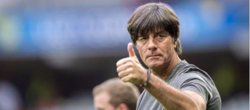 Entrenador de Alemania Joachim Löw   Foto: @DFB_Team