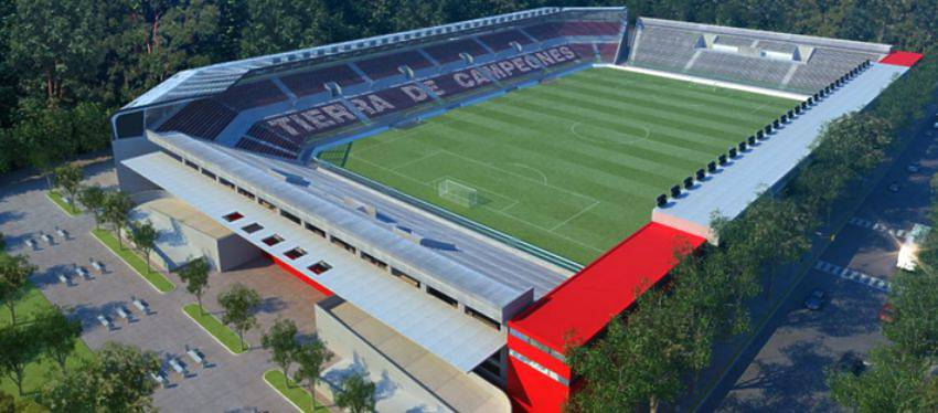 Foto: Estudiantes Stadium - Wikipedia