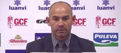 Paco Jemez durante rueda de prensa | Foto: @MrPacoJemez