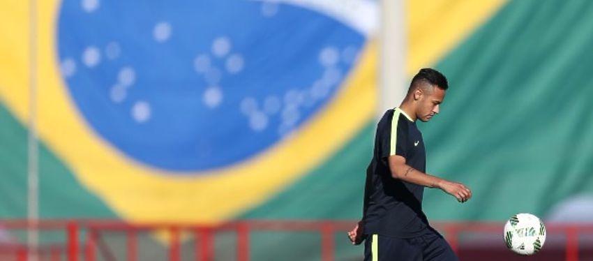 Todos los ojos apuntarán a Neymar en la semifinal de los Juegos ante Honduras. Foto: Instagram.