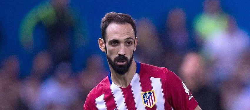 El lateral ha querido mostrar su sentir a la afición del Atleti tras la derrota en la final de la Champions. Foto: Onda Cero.