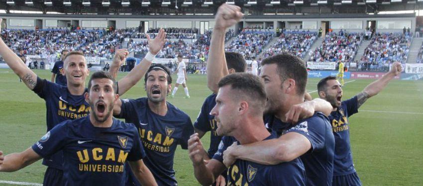 Ucam Murcia | Foto: Twitter