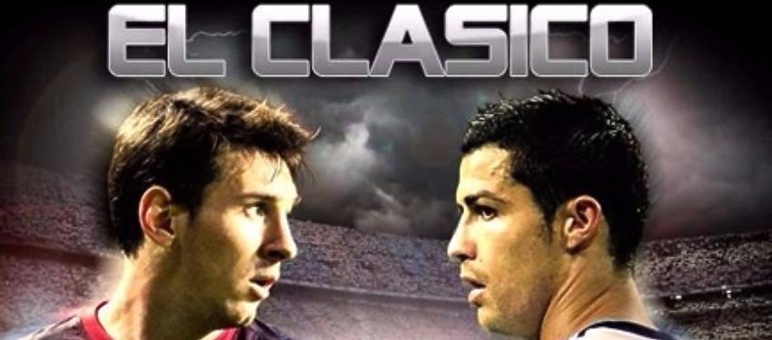 De nuevo se miden los 2 jugadores referentes del fútbol actual
