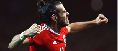 Garet Bale con la selección de Gales | Foto. @Gales_es