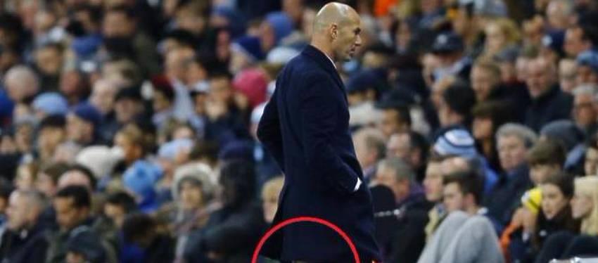 Los pantalones de Zidane