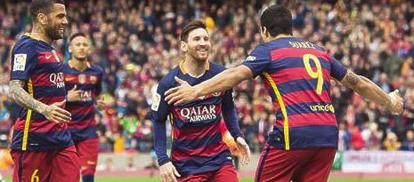El Barcelon Fc es el vigente campeón | Foto: Archivo