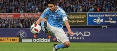 David Villa no se olvida de marcar