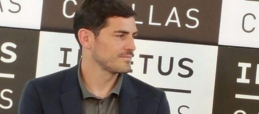 Iker Casillas |Foto: Instagram ikercasillasoficial