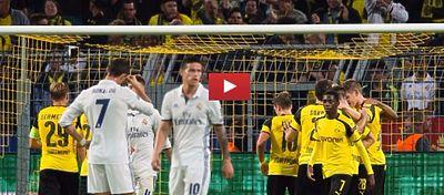 El golazo de Schürrle que le robó dos puntos alReal Madrid