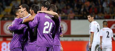 Pese a la goleada en el partido de ida, el Madrid está dispuesto a llenar el Bernabéu ante la Cultu. Foto: Twitter.