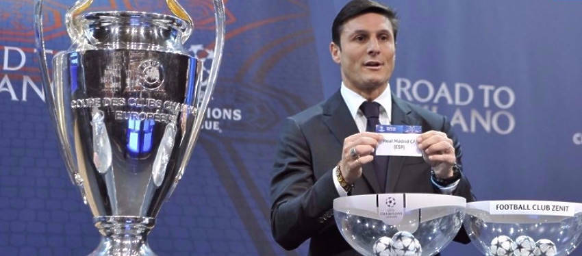 Foto: Anterior sorteo - UEFA
