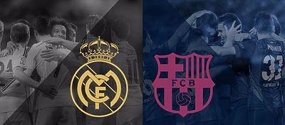 Real Madrid y Barcelona se volverán a ver las caras un año más, y ya van 232 partidos oficiales. Foto: Emilio Sansolini.