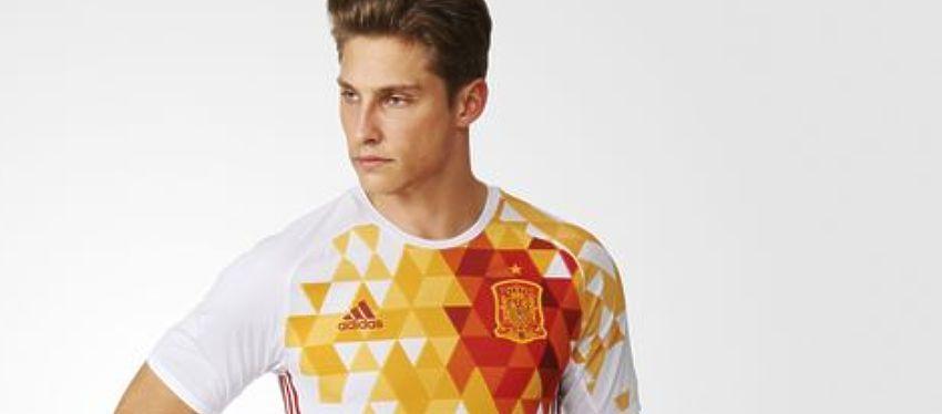 Segunda equipación España Addidas |Foto: Addidas